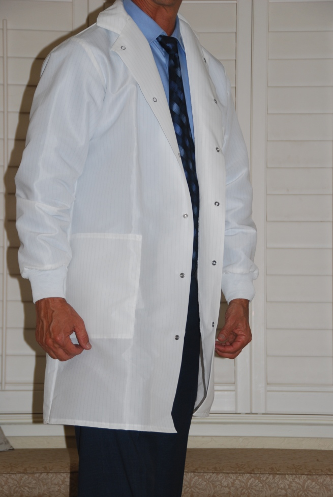Dakota Textiles Lab Coat