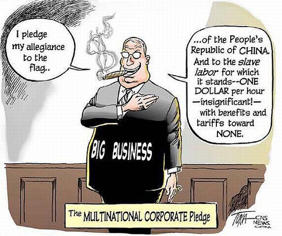 The Multi-National Corporate Pledge