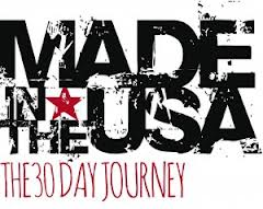 made in usa 30 day journey