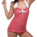 Popina retro swimsuit