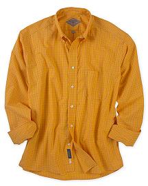 Bills Khakis Broadcloth Check Long sleeve shirt