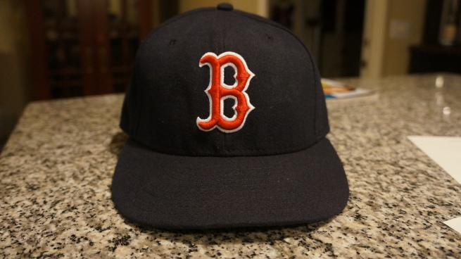 Boston Red Sox Baseball Cap Made in the USA