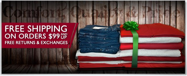 All American Clothing.com