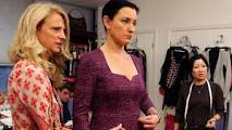 Nanette Lapore, fashion designer is an advocate for US made clothing.