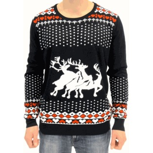Humping reindeer (Sears)