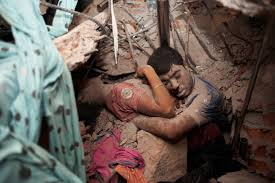 Dead Bangladesh factory workers found after collapse of Rana factory (TIME).