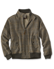 Orvis Harris Tweed Roadmaster jacket