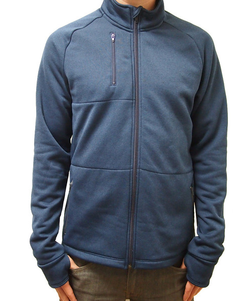 Pop Outerwear Full zip fleece