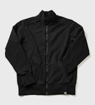 American Giant Full zip mock neck sewatshirt