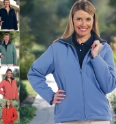 All American Clothing Darby fleece jacket