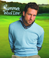 St. Croix Summer Wool Lite Sweater