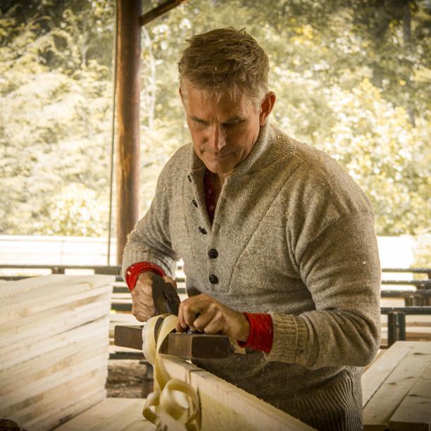 Steam Horse Sawmill Paul Wool Sweater