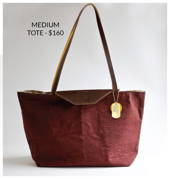 R. Riveter Tote bag
