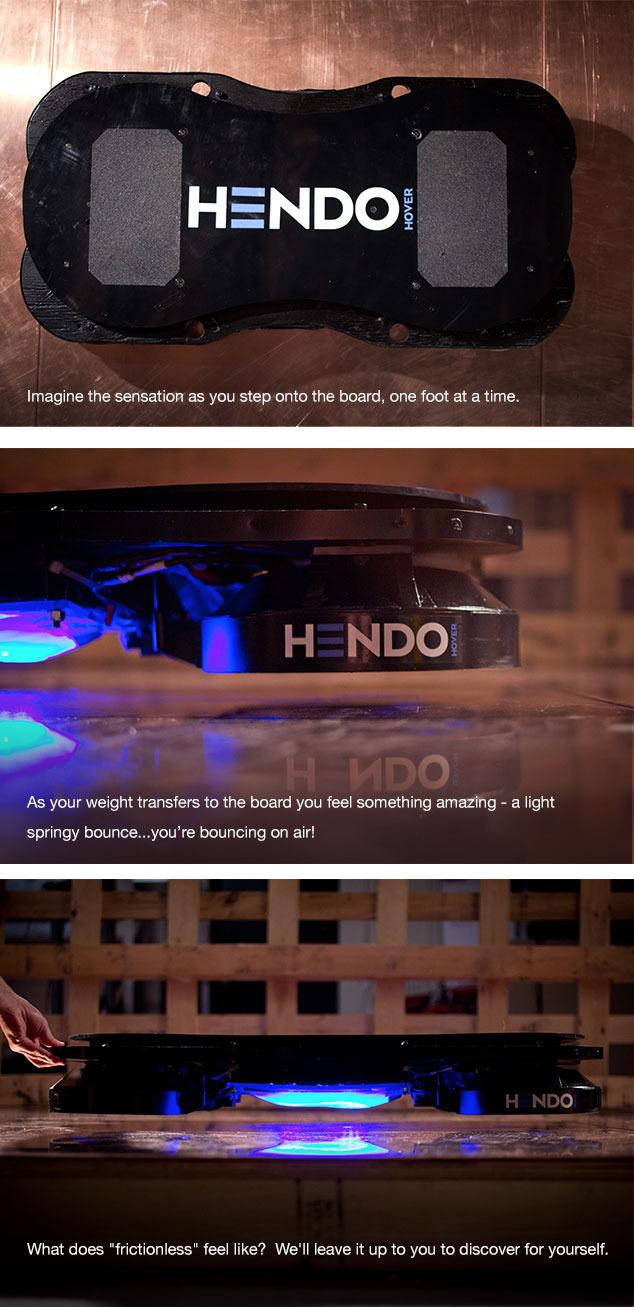 Hendo Hoverboard