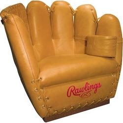 Rawlings Heart of the Hide Leather Chair