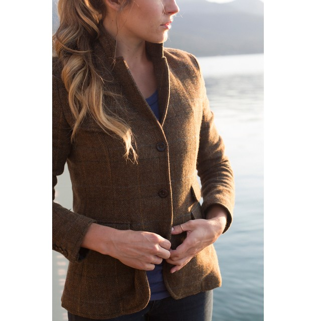 Women's Hacking Jacket by Guideboat Co.