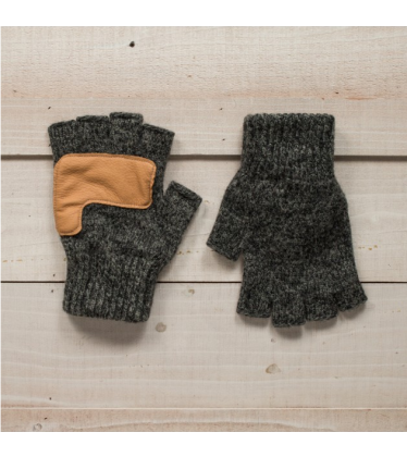 Adirondack Wool Fingerless gloves