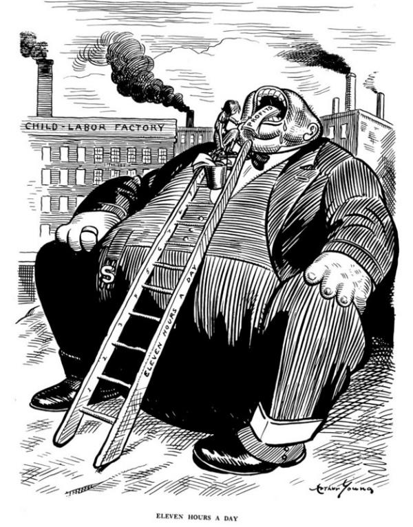 Political Cartoons Clothingmadeinusablog