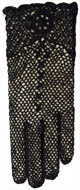 Crochet handmeade Opera length gloves by La Crasia