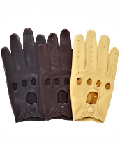 Deerskin driving gloves by Tough Gloves