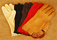 Geier Deerskin gloves