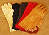 Geier Deerskin gloves