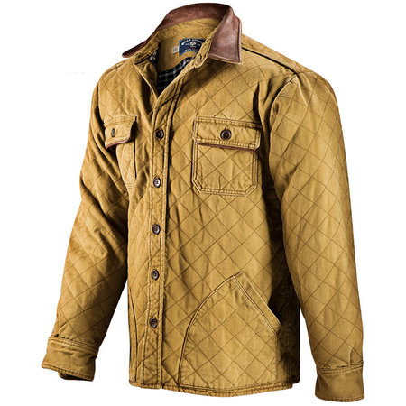 Quilted Sedona Twill Jacket by Bills Khakis