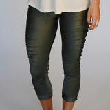 Ruched leggings - SQN