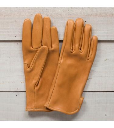 Saranec Deerskin Gloves $48