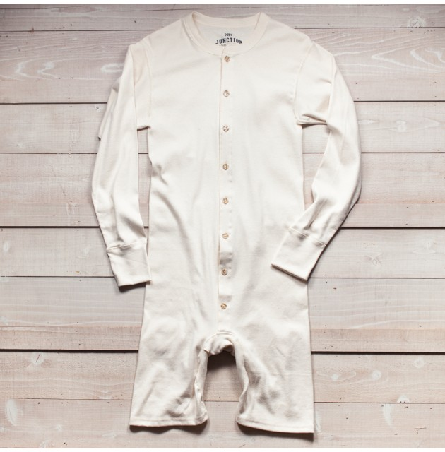 Union Suit Redux (White)