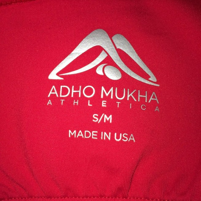 Adho Mukha Athletica Made in USA
