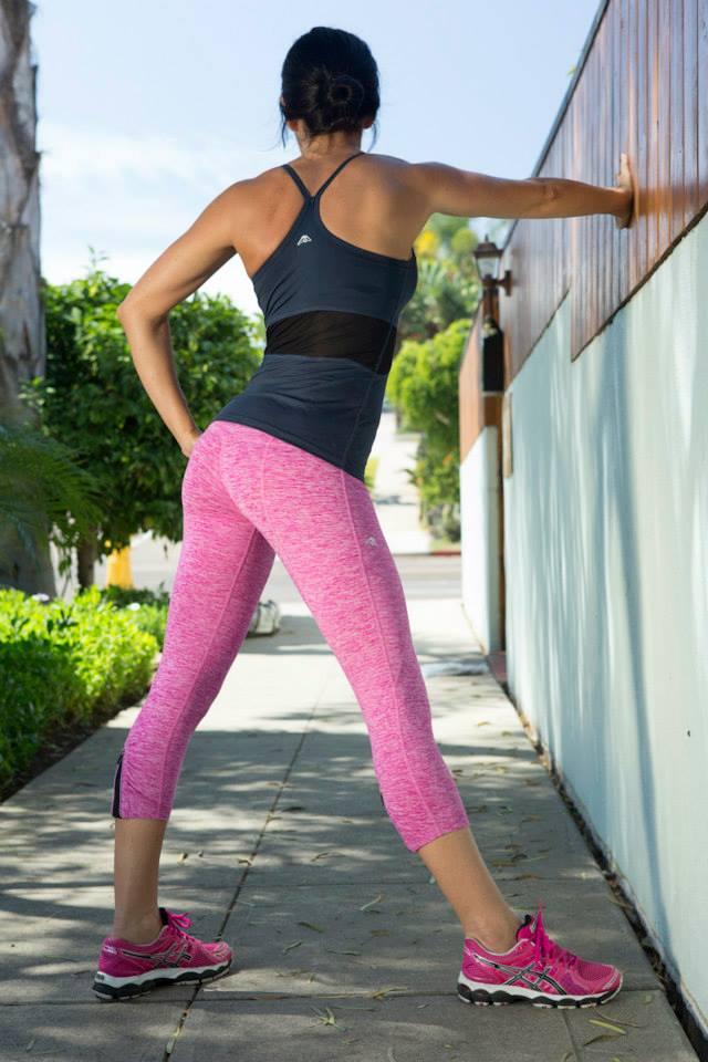 Yoga Pants - crop style