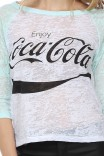"Coca cola T-shirt - made in USA ""The Classics"""