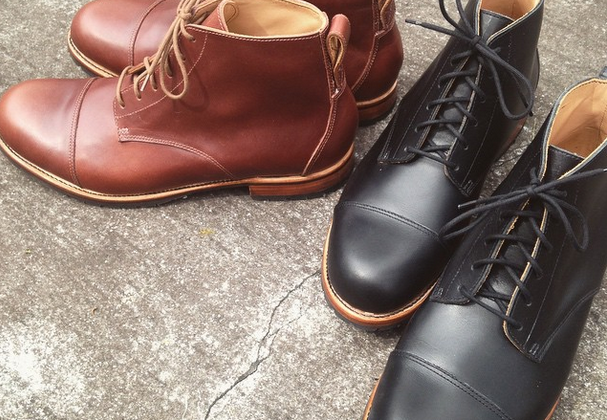 Cord Shoes and Boots