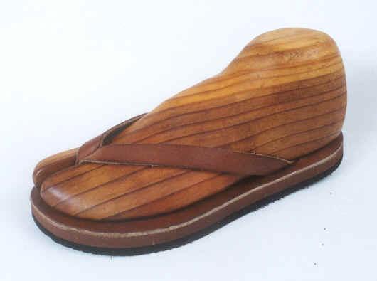 Sandal Model #1a