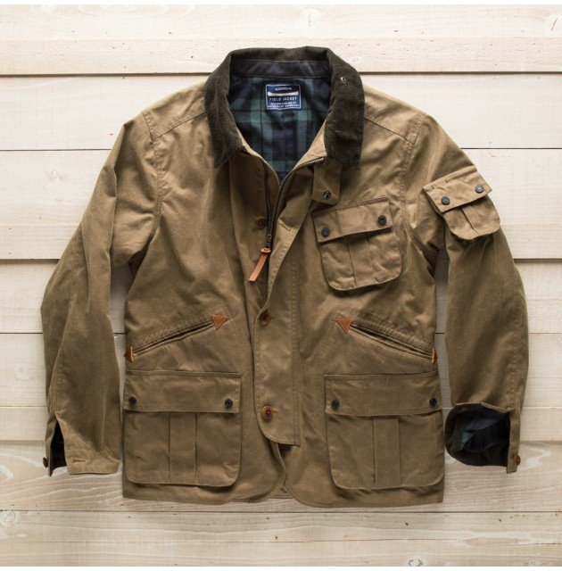 Algonquin Field Jacket by Guideboat