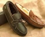 Footskins sheepskin slippers