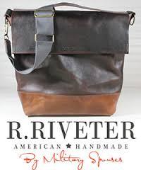 R. Riveter Bags