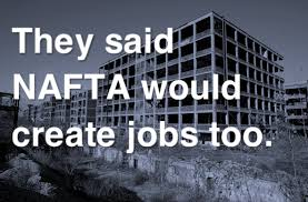 NAFTA would create jobs