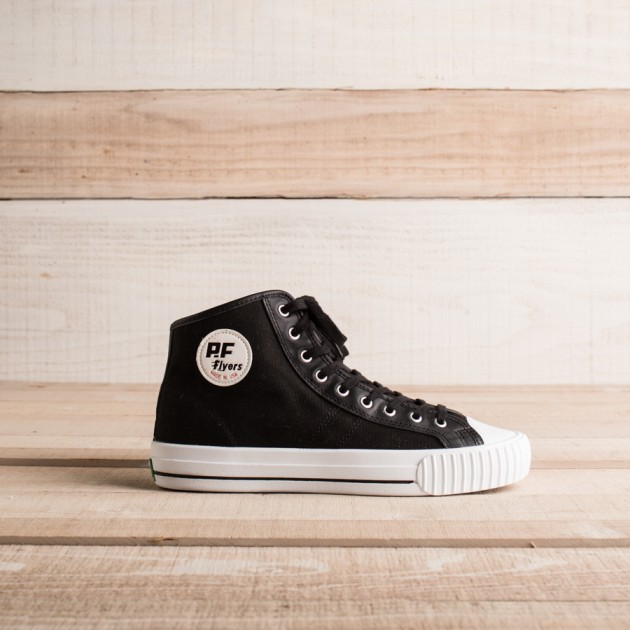 PF Flyers black
