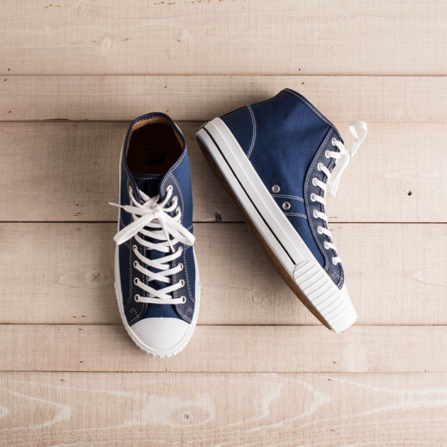 PF Flyers Center Hi - Blue