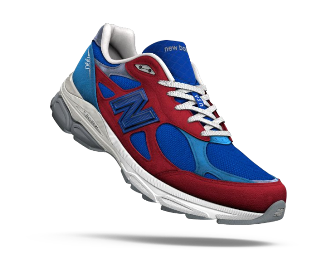 Red White and Blue Model 998