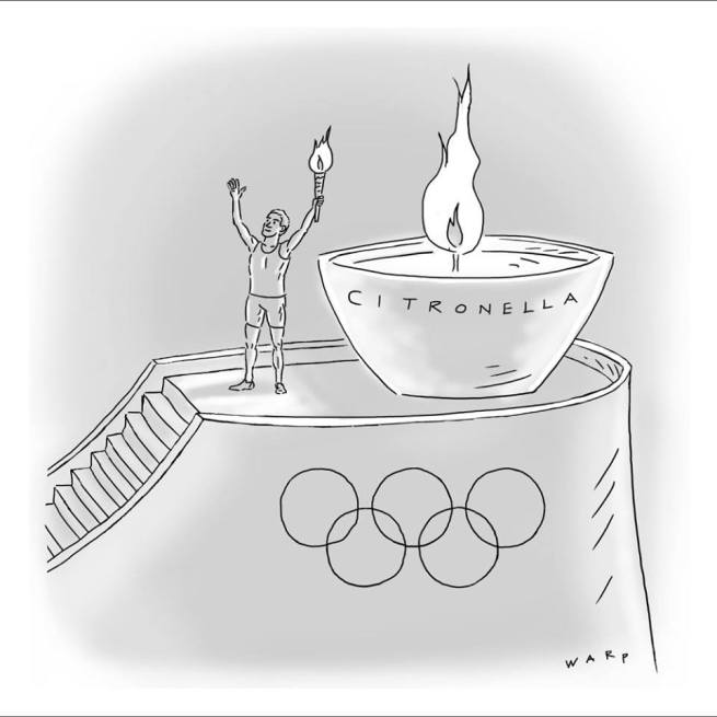 From New Yorker Magazine