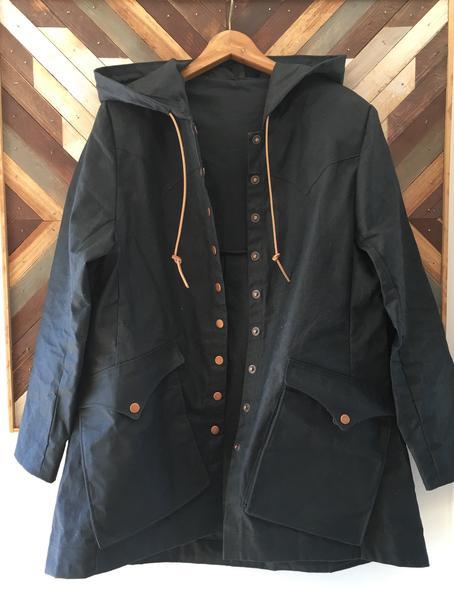 PVF rain coat