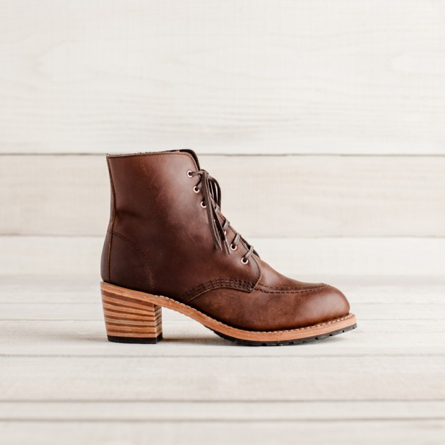 Red Wing Clara Lace up Shoes