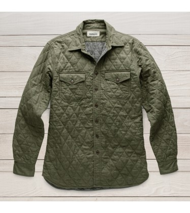 Thompson Twill Jacket