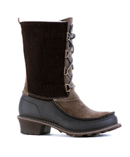 Women's Fully wooly lace Boot