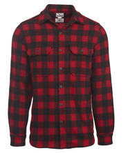 Mens Buffalo Wool Shirt