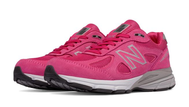 New Balance Pink Ribbon 990v4
