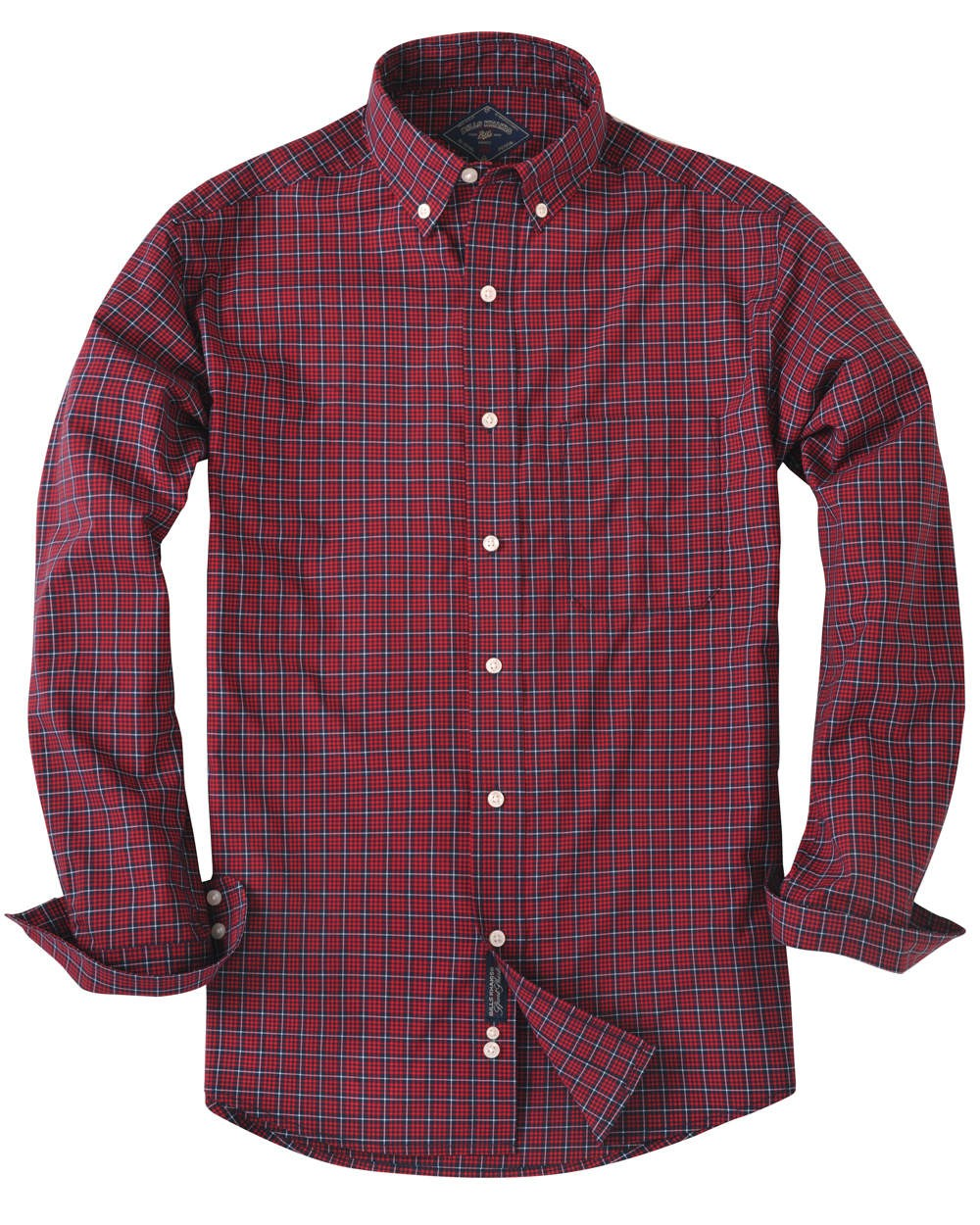 Bills Khakis Keystone Plaid \u2013 red